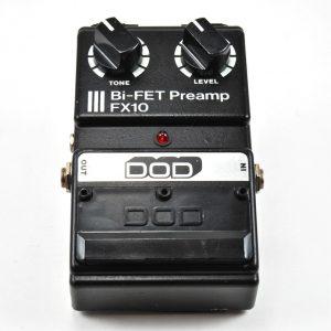 DOD FX10 Bi-FET Preamp, a clean signal booster